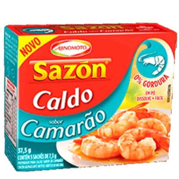 Caldo-sabor-camarao-Sazon-375g