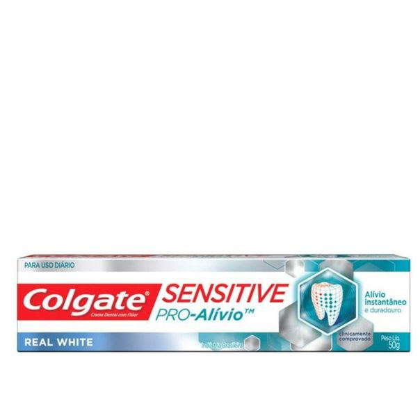 Creme-dental-sensitive-pro-alivio-branqueador-Colgate-50g