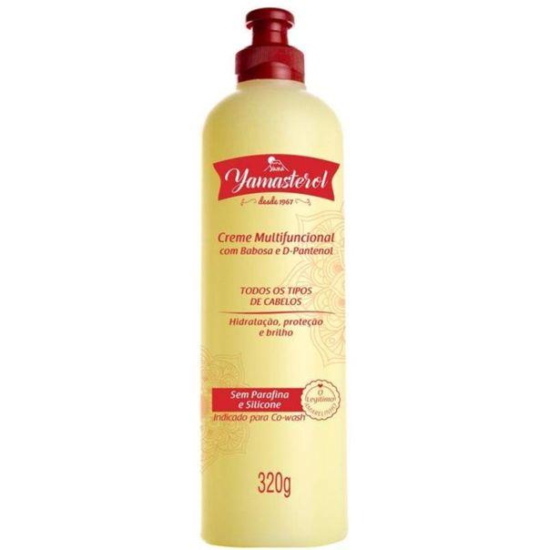 Creme-para-cabelo-multifuncional-com-babosa-e-d-pantenol-Yamasterol-320g
