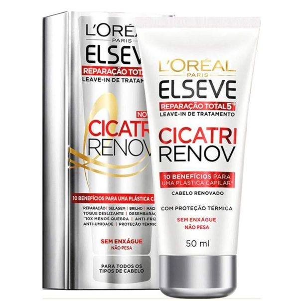 Creme-reparacao-total-5-cicatri-renov-leave-in-tratamento-Elseve-50ml