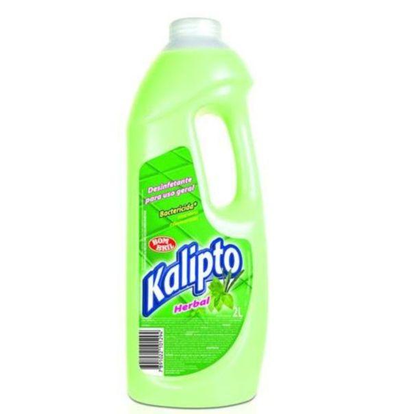 Desinfetante-uso-geral-herbal-Kalipto-2-litros