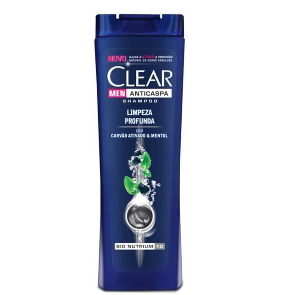 Shampoo-anticaspa-men-limpeza-profunda-Clear-400ml