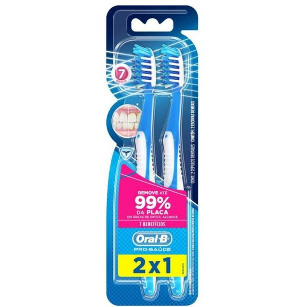 Escova-de-dente-pro-saude-40-leve-2-pague-1-unidade-Oral-B