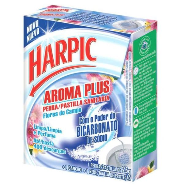 Pedra-sanitaria-aroma-plus-flores-do-Campo-Harpic-25g