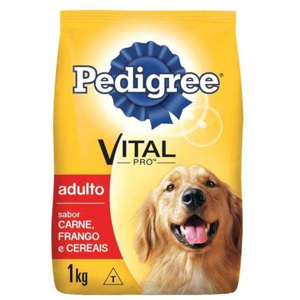Racao-para-cachorros-adultos-sabor-carne-frango-e-cereais-vital-Pedigree-1kg-