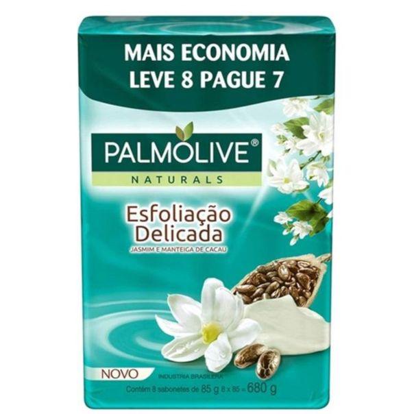 Sabonete-em-barra-naturals-esfoliacao-delicada-leve-8-pague-7-Palmolive-85g