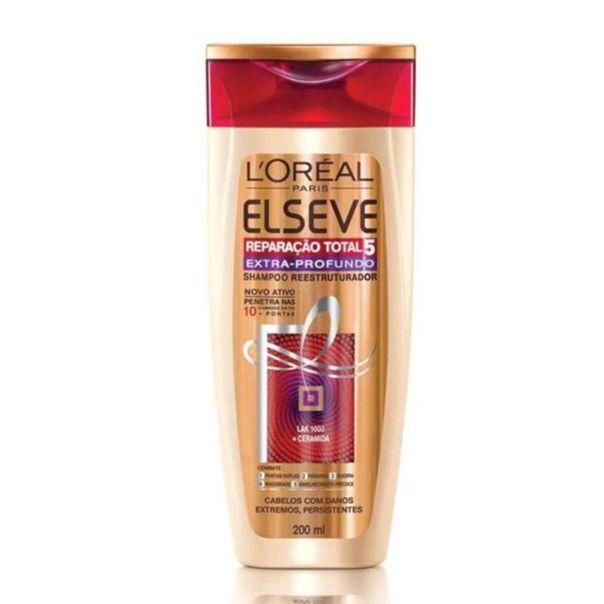 Shampoo-reparacao-total-5-extra-profundo-cabelos-com-danos-extremos-Elseve-200ml