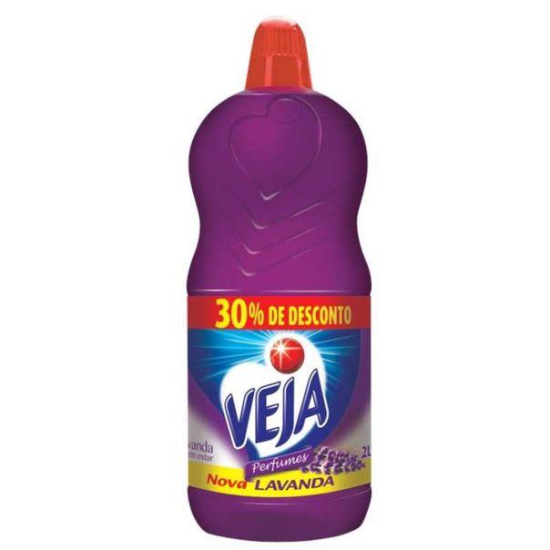 Limpa-perfumes-lavanda-e-bem-estar-com-30--de-desconto-Veja-2-litros