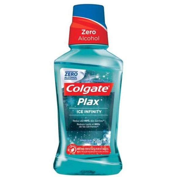 Enxaguatorio-bucal-plax-ice-infinity-Colgate-250ml