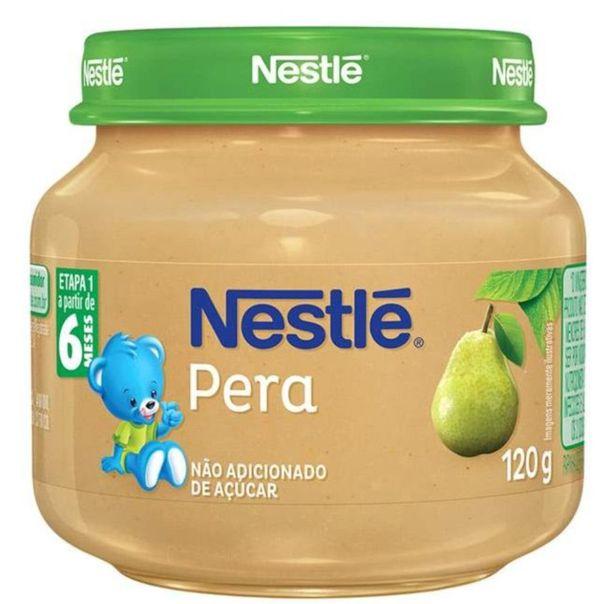 Papinha-sabor-pera-Nestle-120g