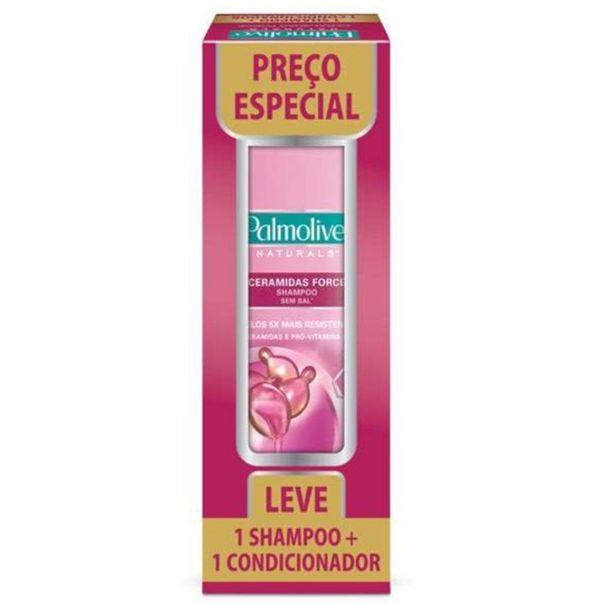 Kit-shampoo---Condicionador-ceramidas-Palmolive-350ml