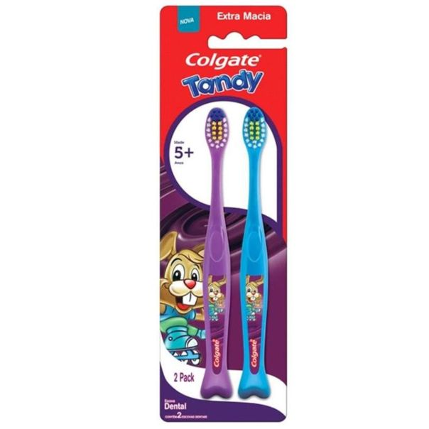 Escova-dental-infantil-tandy-macia-2-unidades-Colgate