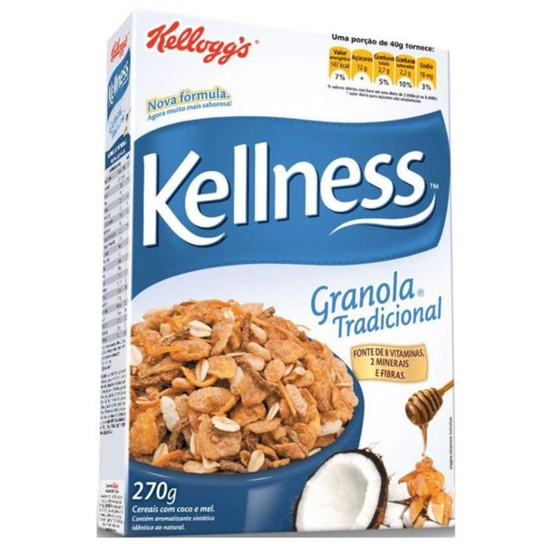 Cereal-matinal-tradicional-Kellness-270g