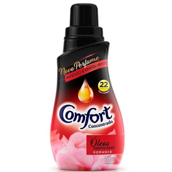 Amaciante-concentrado-oleos-essenciais-romance-Comfort-500ml