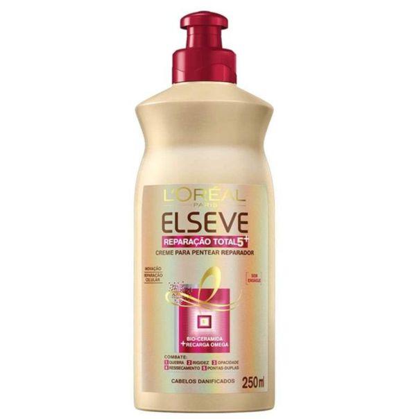 Creme-para-pentear-reparacao-total-5-Elseve-250ml
