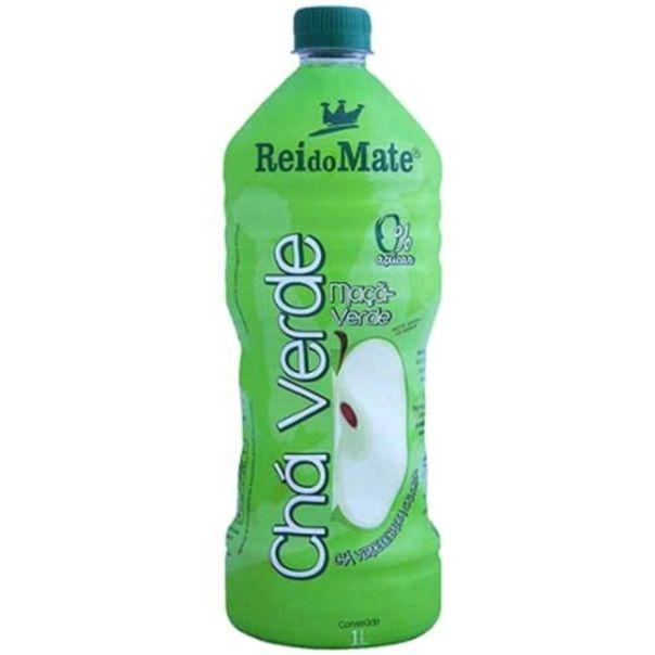 Cha-verde-sabor-maca-verde-Rei-do-Mate-1-litro