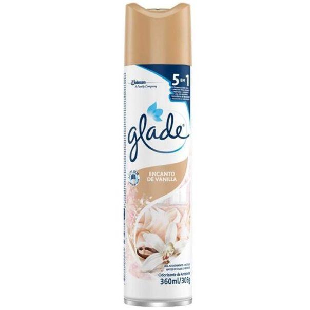 Desodorizador-aerossol-vanilla-Glade-360ml