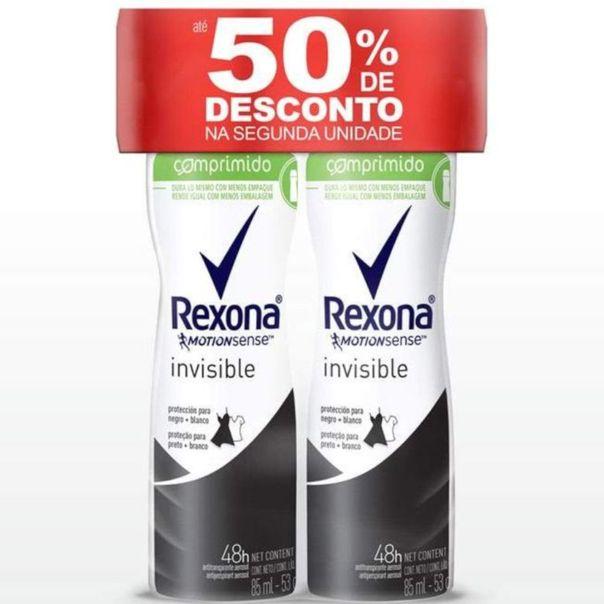 Kit-2-desodorantes-aerosol-comprimido-invisible-50--de-desconto-na-2º-unidade-Rexona-85ml