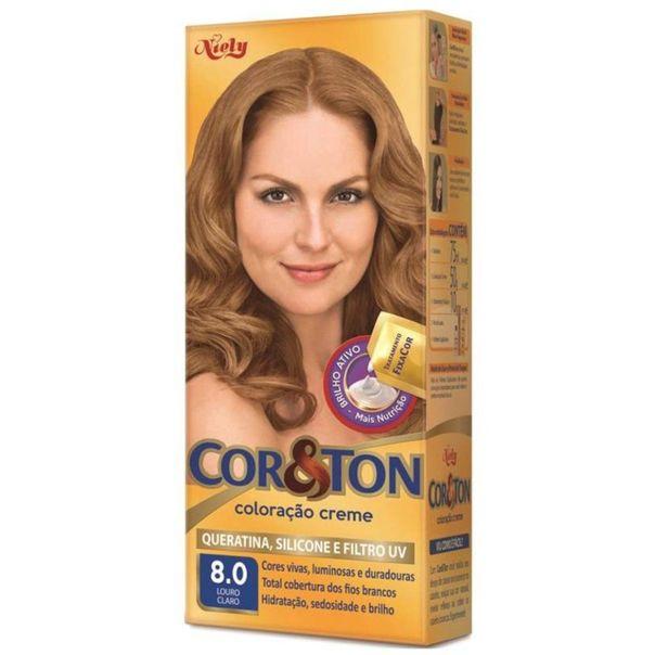 Tinta-permanente-para-cabelo-8.0-louro-claro-Cor---Ton-125g