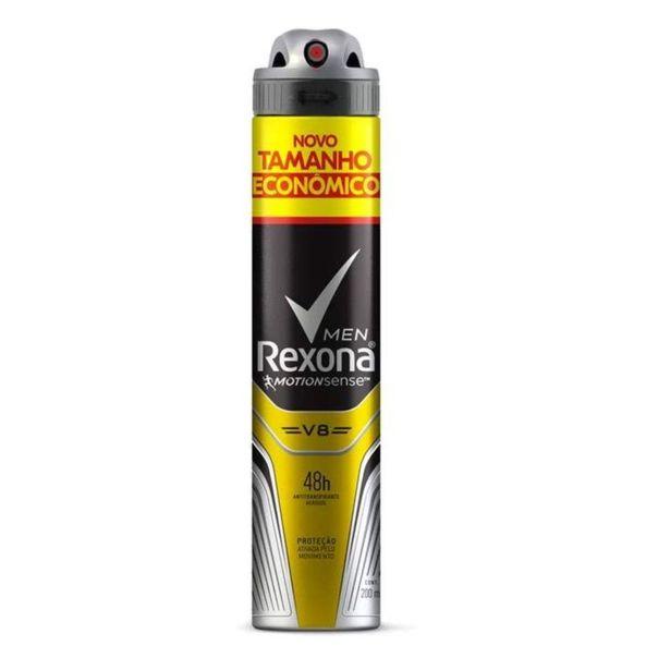 Desodorante-aerossol-men-v8-Rexona-200ml