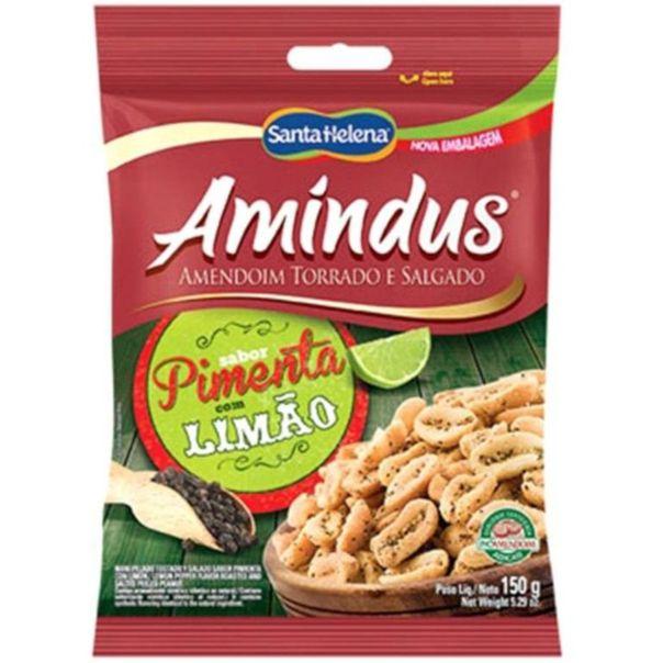 Amendoim-amindus-salgado-sabor-pimenta-com-limao-Santa-Helena-150g