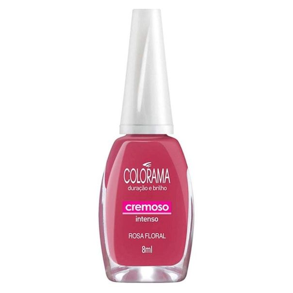 Esmalte-rosa-floral-Colorama-8ml