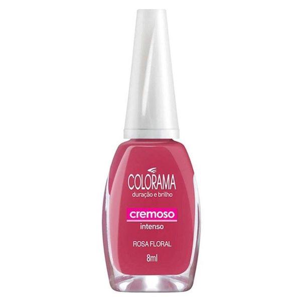 Esmalte-rosa-floral-Colorama-8ml