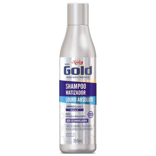 Shampoo-matizador-acao-desamareladora-louro-absoluto-Niely-Gold-300ml
