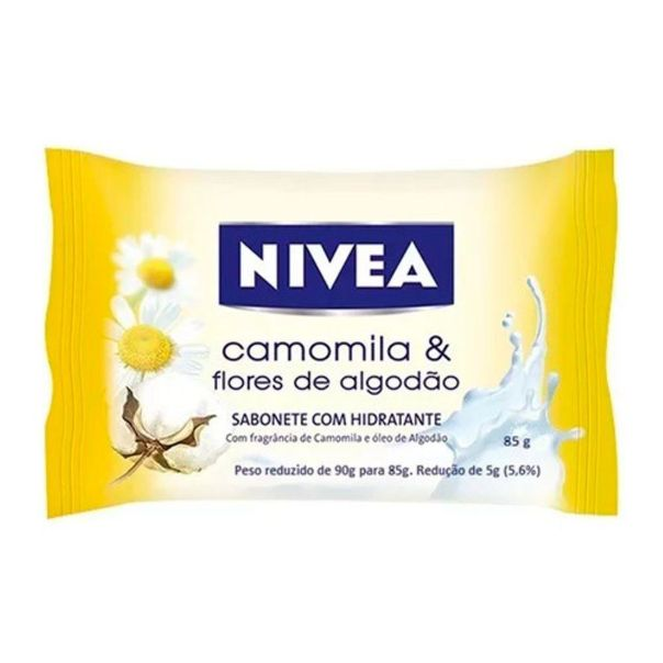 Sabonete-em-barra-hidratante-camomila-Nivea-85g