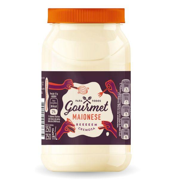 Maionese-cremosa-Gourmet-250g