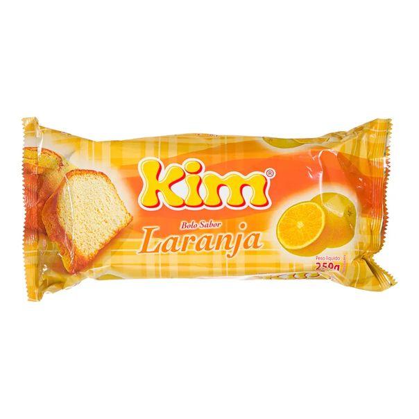 Bolo-sabor-laranja-Kim-250g