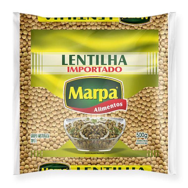 Lentilha-Marpa-500g