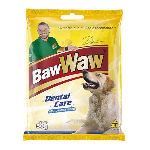 Alimento-para-caes-bifinhos-dental-care-Baw-Waw-50g