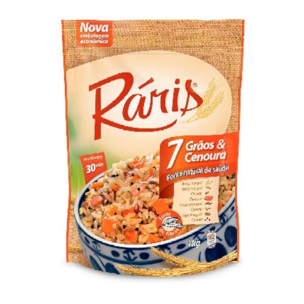 Arroz-integral-7-graos-e-cenoura-Raris-1kg