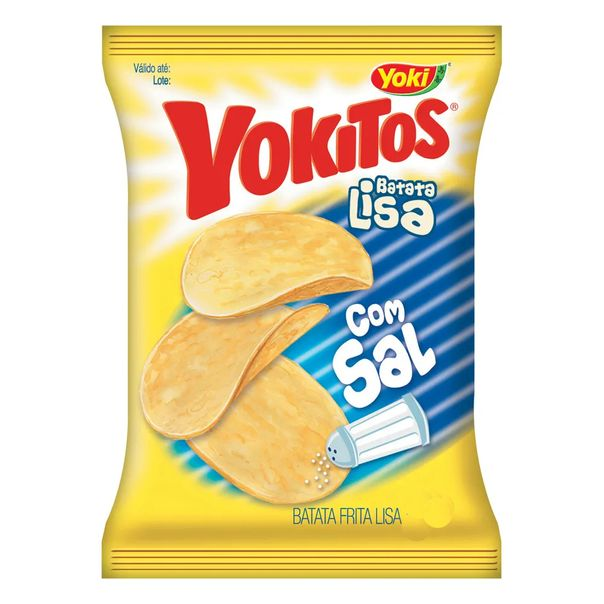 Batata-lisa-natural-Yokitos-90g