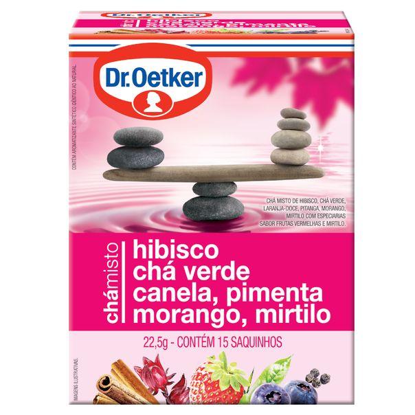 Cha-misto-sabor-hibisco-canela-pimenta-morango-e-mirtilo-Dr.-Oetker-225g