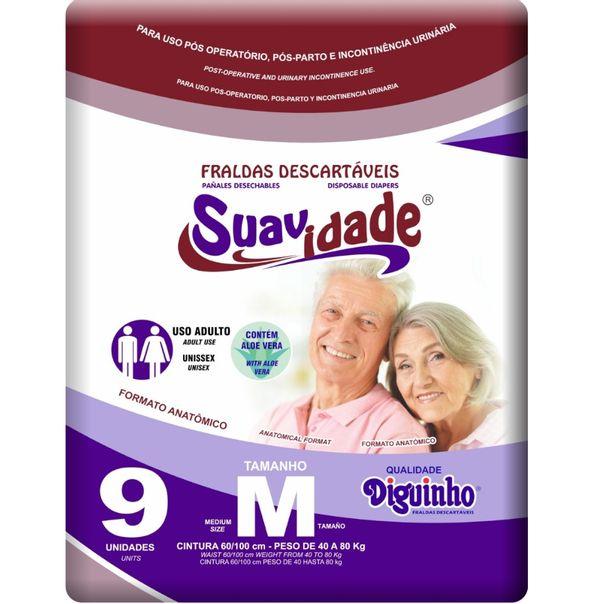 Fralda-geriatrica-tamanho-medio-com-9-unidades-Suavidade