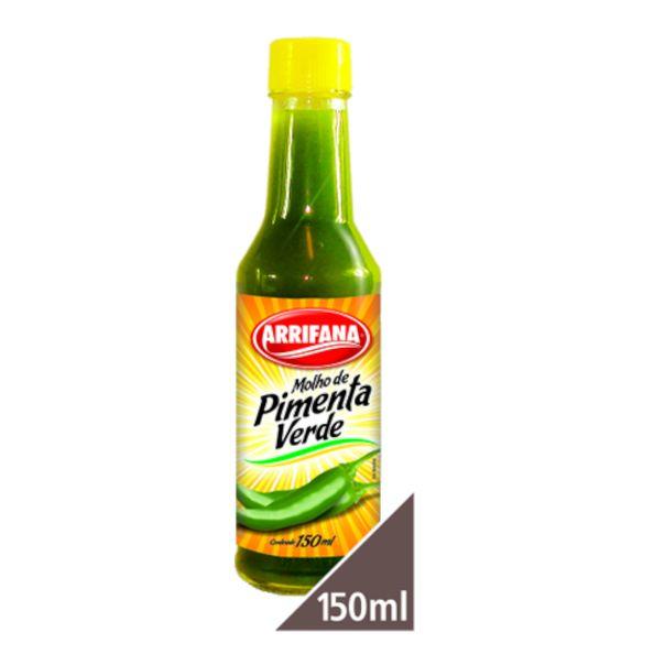 Molho-de-pimenta-verde-Arrifana-150ml