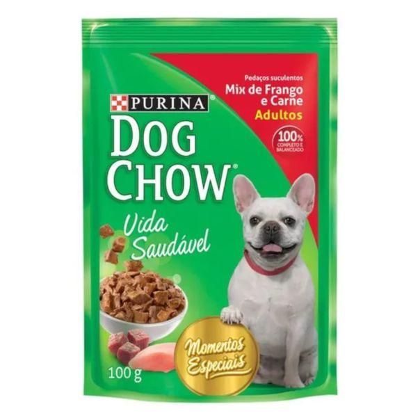 Racao-dog-chow-para-caes-adultos-sabor-mix-de-frango-e-peru-Purina-100g