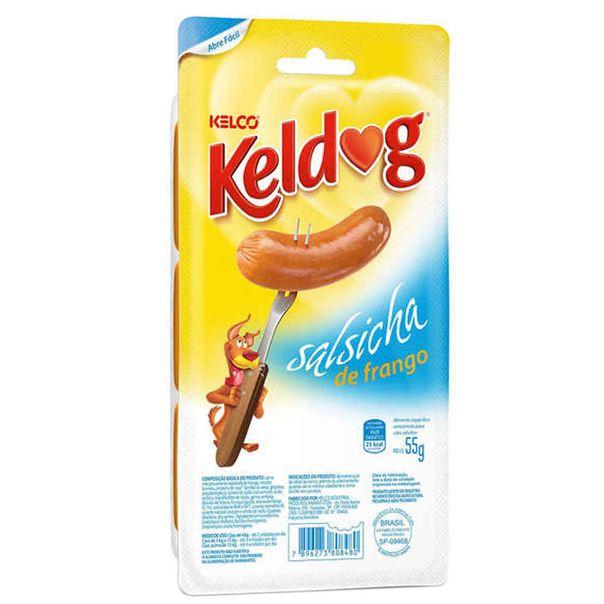 Alimento-para-caes-salsicha-de-frango-Keldog-400g