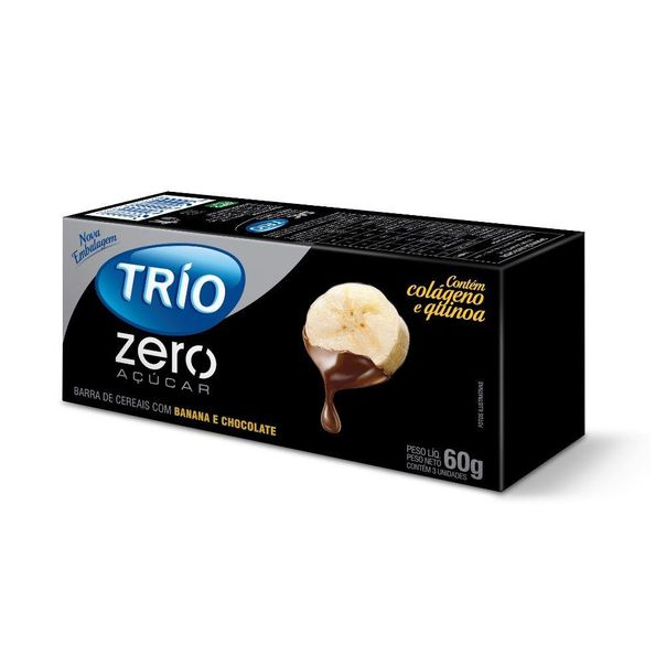 Barra-de-cereais-sabor-banana-e-chocolate-zero-Trio-60g