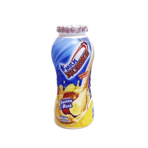 Iogurte-bebida-lactea-de-banana-e-maca-Milk-Nobre-120g