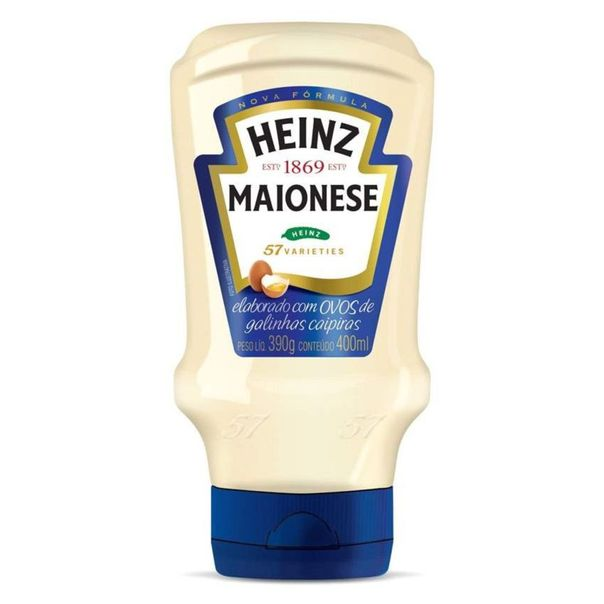 Maionese-Heinz-390g