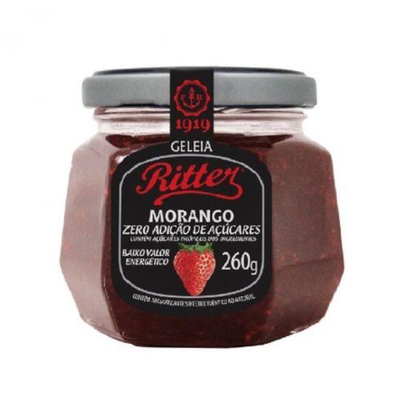 Geleia-zero-acucar-sabor-morango-Ritter-260g