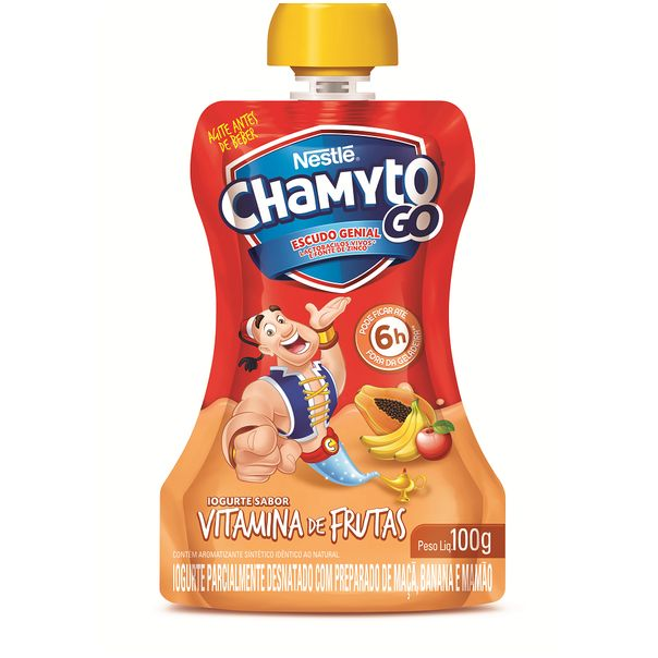 Iogurte-pouch-sabor-vitamina-Chamyto-100g