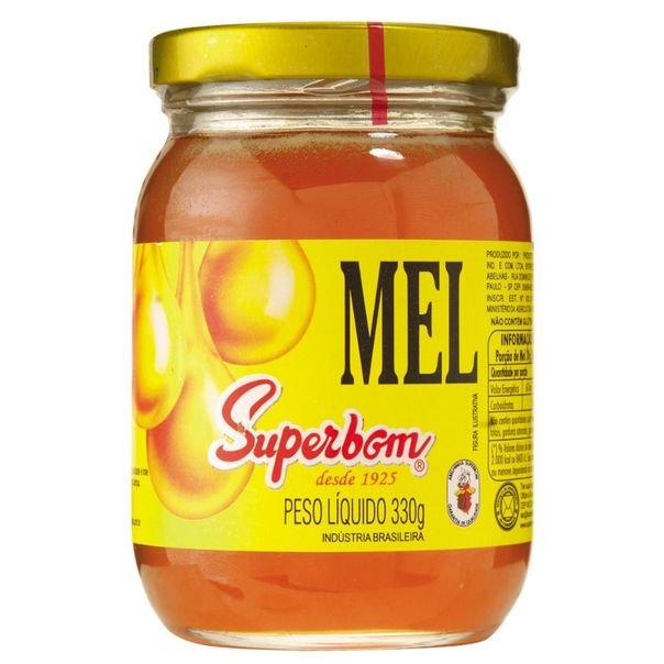 Mel-Natural-Superbom-300g