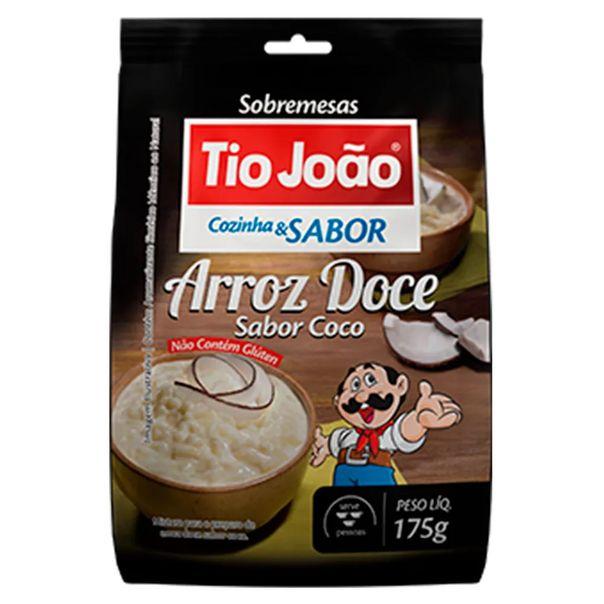 Mistura-para-preparo-de-arroz-doce-sabor-coco-Tio-Joao-175g
