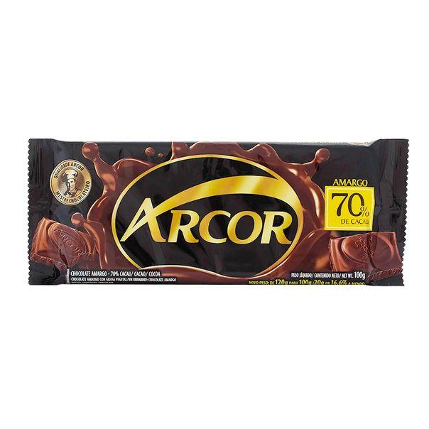 Tablete-de-chocolate-70--amargo-Arcor-100g