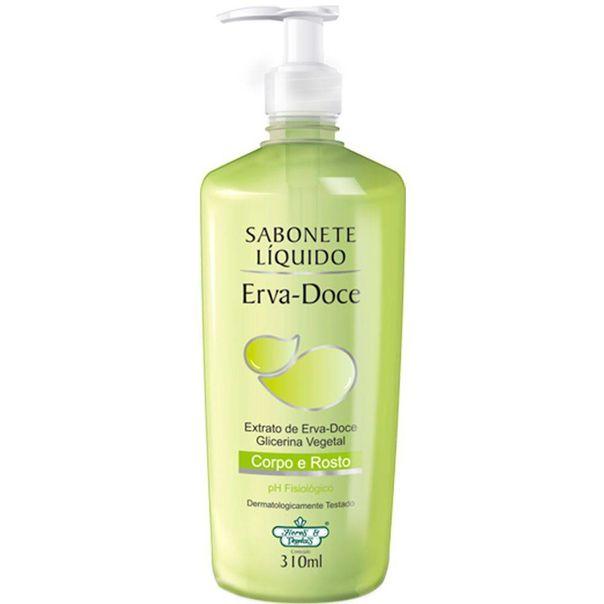 Sabonete-liquido-erva-doce-Flores-e-Vegetais-310ml