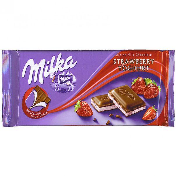 Tablete-de-chocolate-sabor-strawberry-yoghurt-Milka-100g